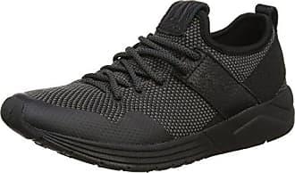 Salo825, Sneakers Basses Femme, Noir (Black Sole 003), 35 EUFLY London