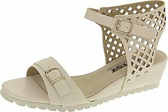 Footwear Studio Betsy Womens Wedge Sommer-Sandelholz- Blau EU 37 CzOS2Vf
