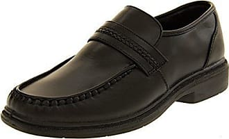 Footwear Studio Klassiker Herren Jacket Faux-Veloursleder Formelle Kleidung Brogue Schuhe Marine Blau EU 46 JiHz4DmH