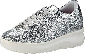 Damen Andromeda Sneaker, Weiß (Bianco 90), 38 EU Fornarina