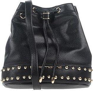 Damenhandtaschen mit Schulterriemen AE18CD213PB00 CLAUDIA BLACK NAPPA PU BAG UNICA Nero Fornarina yxmfO