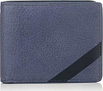 Travel, Womens ID Case, Blau (Chevron Blue), 14x0.5x11 cm (B x H T) Fossil