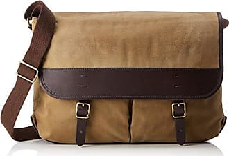 Fossil Herrentasche? Buckner Brief, Sacs pour ordinateur portable homme, Marron (Cognac), 7.62x33.020000000000003x39.369999999999997 cm (B x H T)