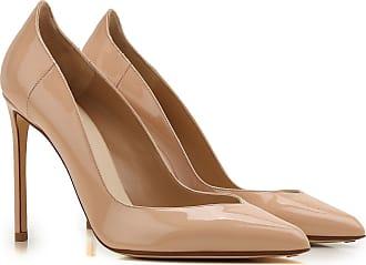 Sandalen für Damen Günstig im Sale, Silber, Leder, 2017, 36.5 38 38.5 39 39.5 40 Francesco Russo