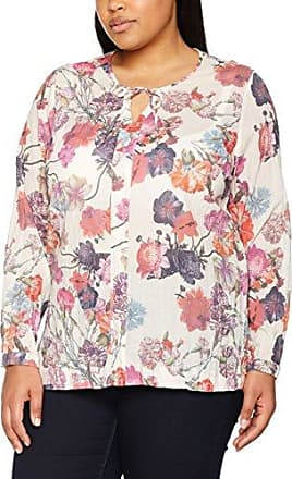 EVANS Floral PJ, Blusa para Mujer, Multicolor, 46