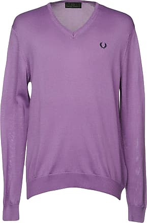Sweatshirt for Men On Sale, Grey, Cotton, 2017, L M S XL Fred Perry