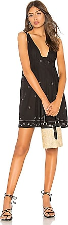 Crushin On You Embellished Dress in Black. - size L (also in M,S,XS) Free People