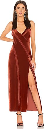 Into You Maxi Dress in Burnt Orange. - size L (also in M,S,XS) Free People