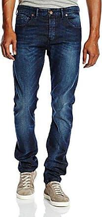 Freeman T. Porter Camila S-SDM, Vaqueros Slim para Mujer, Azul (Shadow F0324), 40 (Talla del Fabricante: L)