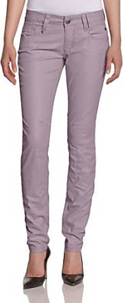 Dustee Slim New Magic Color, Pantalones para Hombre, Braun (Kangaroo F828), W34 Freeman T. Porter
