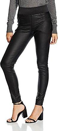 Freequent Shantal-PA-Suede-PREAU16, Pantalones para Mujer, Marrón (Camel Cream), 36(Talla del Fabricante: X-Small)