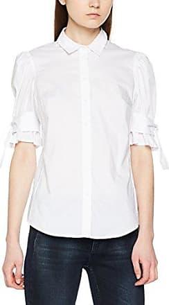 Fat Face Ellen Linear Batik, Blusa para Mujer, Blanco (White Wht), 42