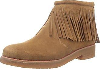 French Connection Damen Vanessa Desert Boots, Schwarz (Black 001), 38 EU