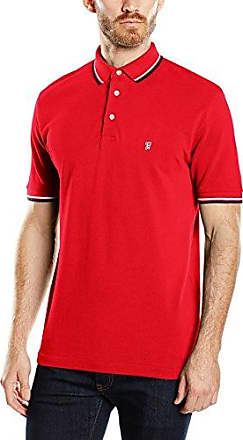 French Connection W15 Photon Pique FC Mrln Polo, Chemise Casual Homme, Rouge (Windsor), XS