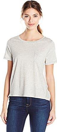 French Connection Susui, Camiseta para Mujer, Amarillo (Dark Citron Yellow), 42