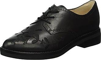 Mujer SW35604-001B09 Zapatos - Derby Negro Size: 38 EU Lumberjack OYzx6