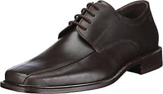 WranglerCROSSFIELD - Zapatos Derby Hombre, Color Beige, Talla 46
