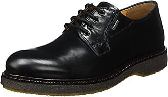 Fretz Men Ted, Zapatos de Cordones Derby para Hombre, Negro (Noir 51), 43 EU Fretz Men