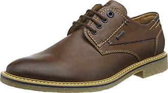FRETZ men Fabio 3470.2515.51 - Zapatos clásicos de cuero para hombre, color negro, talla 41.5