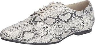 Friis & Company Birdie, Sneaker donna, Grigio (Grau (Gris (Snake))), 38 EU