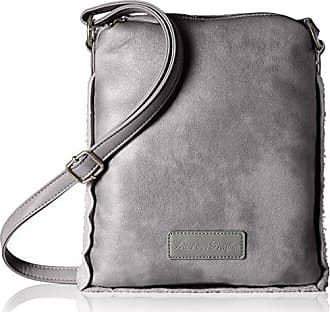 Damen Loleta Business Tasche, Grau (Fog), 14x30x40 cm Fritzi Aus Preußen