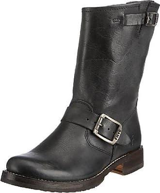 Engineer 15R, Boots femme - Noir, 38.5 EU (8 US)Frye