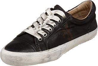 Frye Kira 71150BLK7, Damen Sneaker, niedriger Schaft, schwarz, 38 EU / 5 UK Frye