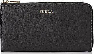 Furla Babylon Medium Trifold, Womens Wallet, Black (Onyx), 1x10.5x13 cm (B x H T) Furla
