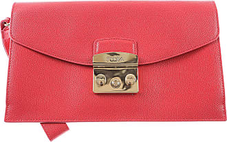 Clutch Bag On Sale, Ruby, Leather, 2017, one size Furla