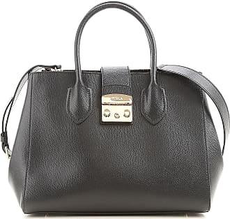 Tote Bag On Sale, argyle, Leather, 2017, one size Furla