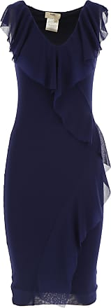 Dress for Women, Evening Cocktail Party On Sale, Bordeaux, polyamide, 2017, 10 12 Fuzzi