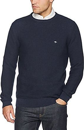 Neck, Jersey para Hombre, Rot (Wildberry 455), XX-Large Fynch-Hatton