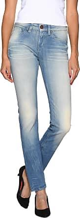 3301 Contour Skinny in blau für Damen G-Star