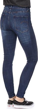 3301 d-Mid Super Skinny W Jeans dk aged G-Star