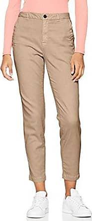 G-Star Bronson Mid Skinny Chino Wmn, Pantalones para Mujer, Rosa (Dk Grasshopper 7167), 30/32