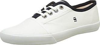 G-Star Damen Kendo Slip on Sneaker, Weiß (White 110), 40 EU