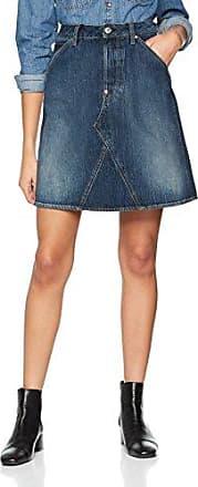 G-Star 5622 Custom A-Line Skirt, Jupe Femme, (Medium Aged 071), 42 (Taille Fabricant: 32)