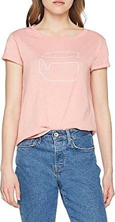 G-Star Liffy Slim R T Wmn S/s, Camiseta para Mujer, Rosa (Cactus Pink 3514), Medium