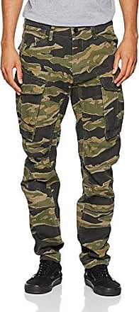 G-Star Rovic 3D Straight Tapered, Pantalon Homme, Multicolore (Sage/Black Ao 8673), (Taille Fabricant: 32/30)G-Star