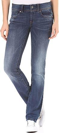 G-Star Midge Saddle Mid Straight - Jeans für Damen - Blau G-Star