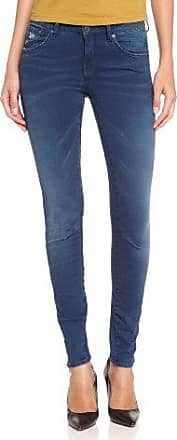 G-Star G-Star - Vaqueros skinny fit para mujer, talla W24/L32 (ES 34), color Azul (Medium Aged)