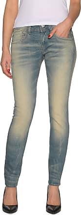 Lynn Mid Skinny in blau für Damen G-Star