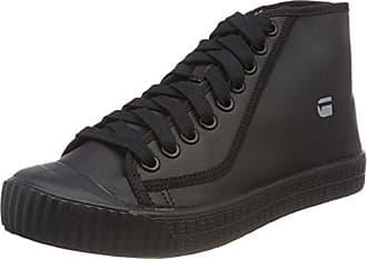G-STAR RAW Scuba II, Zapatillas Para Hombre, Negro (Black 990), 46 EU