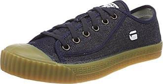 G-Star Raw Rovulc HB Mid Wmn, Zapatillas para Mujer, Azul (Dk Navy 881), 38 EU G-Star