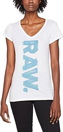 G-Star Seranie Straight R T S/s, Camiseta para Mujer, Negro (Dk Black 6484), Small