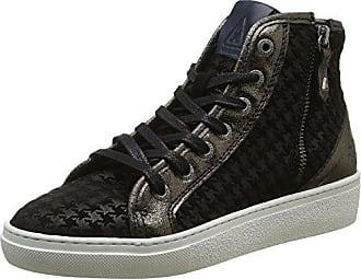 Gaastra Celo Sue M, Zapatos de Cordones Brogue para Hombre, Gris (Dark Grey 0300), 40 EU