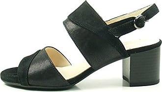 Gabor 82-260 Schuhe Damen Pumps Sling Sandalen Weite G, Schuhgröße:39;Farbe:Beige