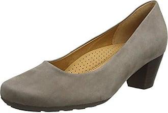 Fashion Shoes, Damen Pumps, Grau - Silbergrau - Größe: 39 EU