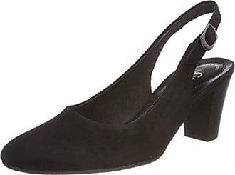 Gabor Les Femmes De La Mode Confort Pompes - Noir - 38 Eu QRG2mc9