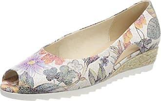 Gabor Shoes Gabor Casual, Escarpins Femme, Multicolore (Multicolour), 42 EU